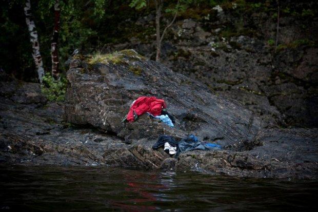 Δεύτερο βραβείο 'Ιστορίες' - Μακελειό στο νησί Utøya, Νορβηγία