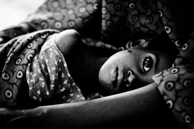 Προσφυγικός καταυλισμός στην Κένυα