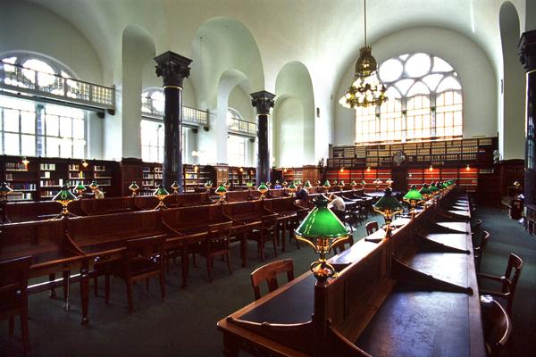 Η Βασιλική Βιβλιοθήκη, Δανία.