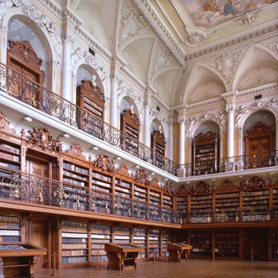 Βιβλιοθήκη της μονής Teplá, Τσεχία